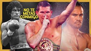Top 5 Boxeadores BOCONES CALLADOS por MEXICANOS | Historia | #COOLturizate