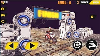 Extreme Bike Impossible Tracks - Motor Racing 3D Games - Android gameplay FHD