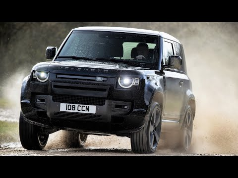 2022 Model Land Rover Defender V8 90 – Teknik ve Özellikleri
