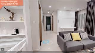 Tham quan nhà mẫu 2 phòng ngủ dự án Vinhomes Grand Park [Review Nhà Mẫu ]