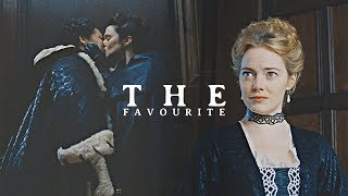 You are not the one [The Favourite]