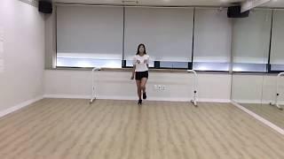 JYP 걸그룹 오디션 연습