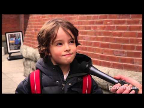 Small Talk: Kids on Valentine's Day