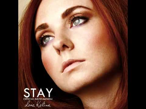 Lena Katina (t.A.T.u.) - Stay (Official Instrumental) HQ