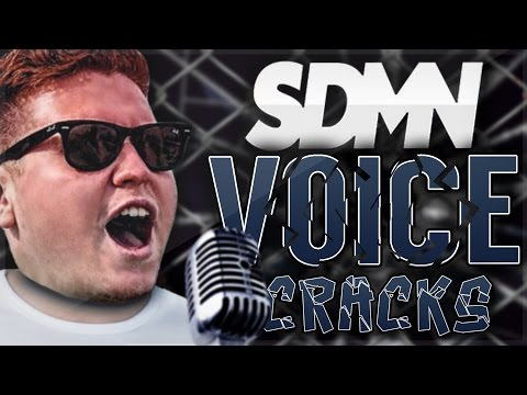HILARIOUS SIDEMEN VOICE CRACKS!