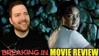Breaking In - Movie Review