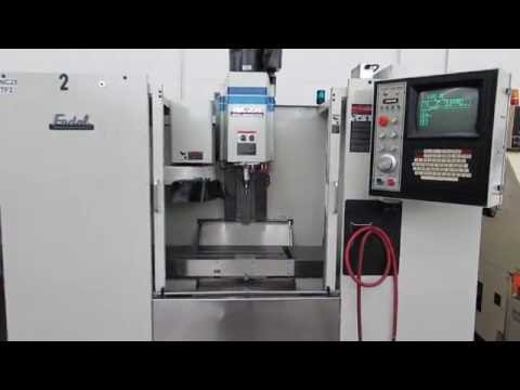Fadal VMC3016 HT Vertical Machining Center For Sale At www.machinesused.com