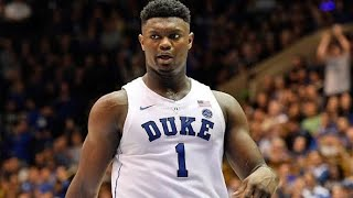 Zion Williamson Official Freshman Year Highlights   2018-19