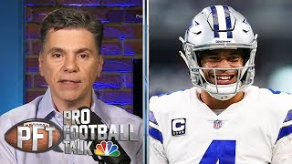 What Dak Prescott's extension could look like with Dallas Cowboys | Pro Football Talk | NBC Sports
