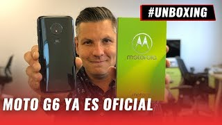 Video Motorola Moto G6 Play UEAB46whlns