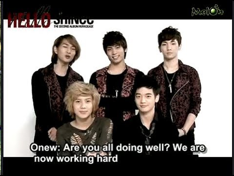 This interview gave me chills (SHINee 2010)