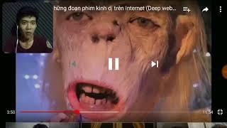 Zac | Yếu Bóng Vía Không Nên Xem | Deep Web Tổng Hợp Video Kinh Dị