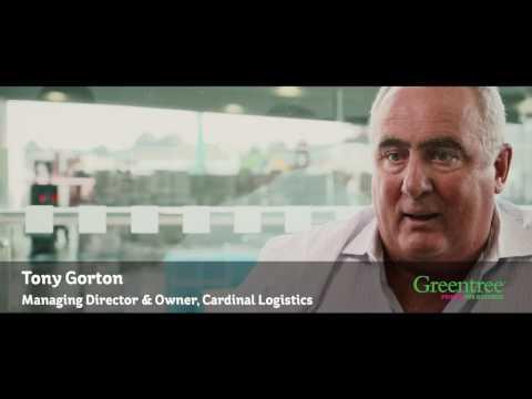 Cardinal Logistics - Proactive customer service | By Greentree Software