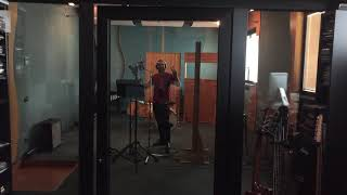 Dave - Christmas song - Jingle bell rock - studio recording