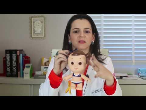 A Importância da Proteção Solar, Principalmente Nas Crianças - Dermatologista Dra. Fabiana Almeida