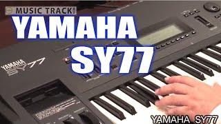 YAMAHA SY77 SOUND DEMO - Wytrych