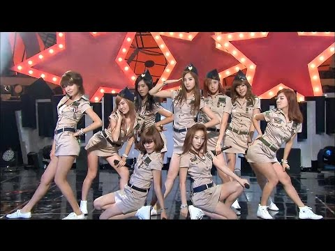 【TVPP】SNSD - Genie, 소녀시대 - 소원을 말해봐 @ Comeback Stage, Show Music Core Live
