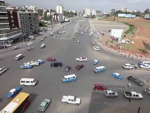 Amazing Junction in Ethiopia [sent 65 times]