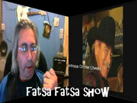 Roger Losh on Fatsa Fatsa Show with Kim Nicolaou - Teardrops On Her Cheeks