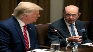 Trump considers ousting Commerce Secretary Wilbur Ross