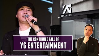 Why we could be seeing the Fall of YG (and why the label needed serious cleaning)