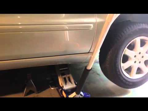 Mercedes Transmission Rebuild