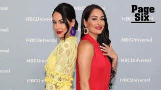 How the Bella Twins used to trick their boyfriends | Page Six