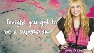 Hannah Montana - Are You Ready (with lyrics)