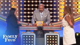 You ain't too old for your MOM TO...   Family Feud