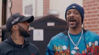 """Problem feat. Freddie Gibbs & Snoop Dogg - """"Don't Be Mad At Me"""" (Remix) (Official Video)"""