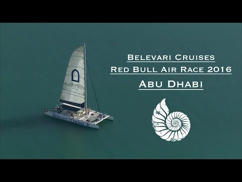 Belevari Cruises at Air Race 2016 Abu Dhabi
