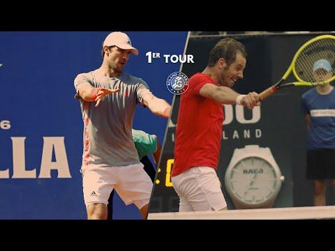 Roland-Garros 2019 : le résumé de Mischa Zverev - Richard Gasquet