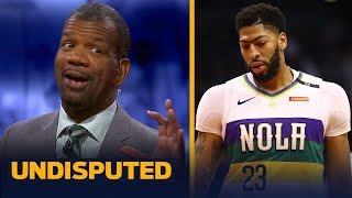 Assuming Lakers will win title with AD next year is 'ridiculous' - Rob Parker | NBA | UNDISPUTED