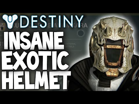 Baixar Destiny: Best Piece Of Armor EVER - Warlock Skull Of Dire AhamKara Exotic Helmet