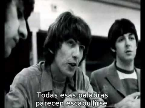 I Want to tell you - The Beatles (Subtitulos en español) Stereo Remaster 2009