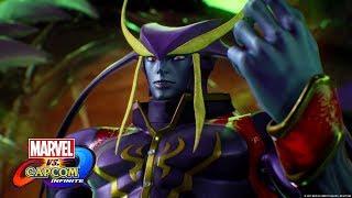 Marvel vs. Capcom: Infinite - Teljes Sztori Trailer