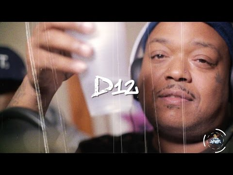 D12 - 100 Proof Freestyle (Bless The Booth)
