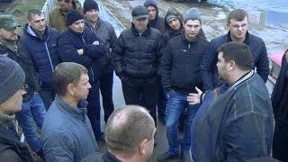 Дальнобойщики Волгограда собирают колонну на Москву