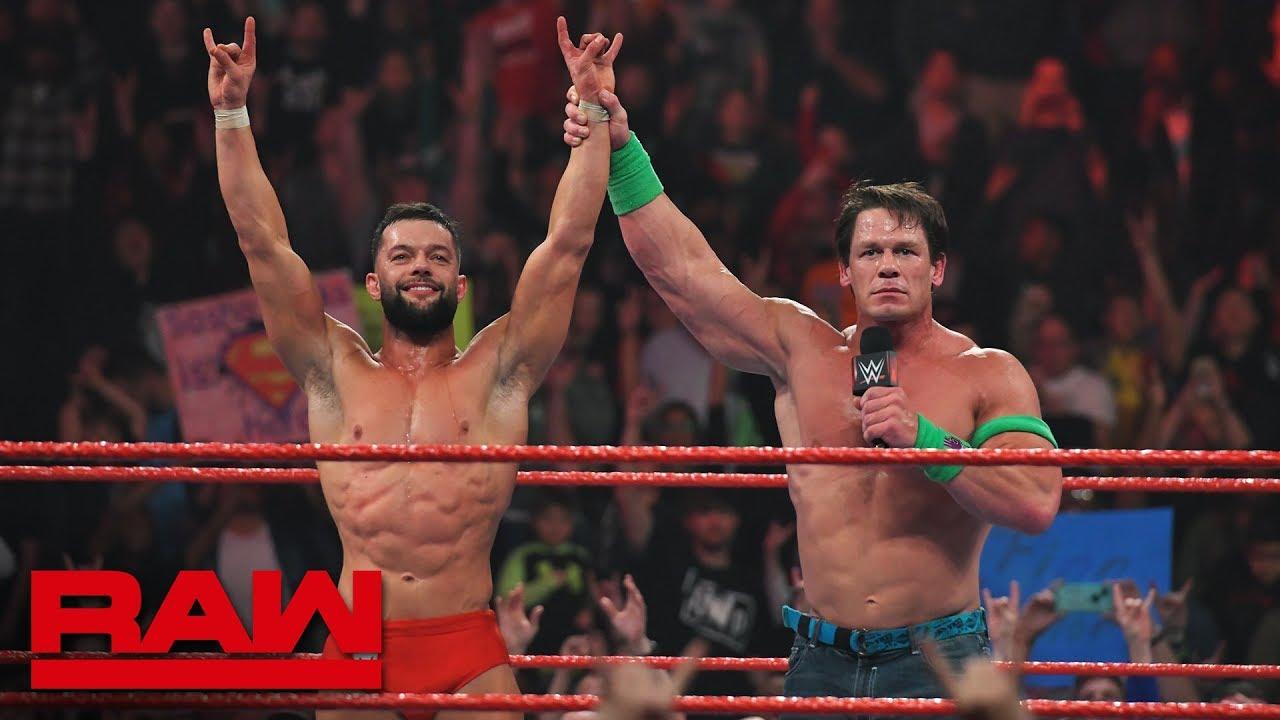 Video: RAW 1/14: John Cena Praises Finn Balor - Wrestling Inc