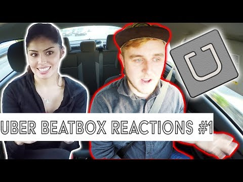 UBER BEATBOX REACTIONS #1