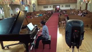 Scarborough School of Music Kennedy Piano Studio Spring 2018 recital Ballade