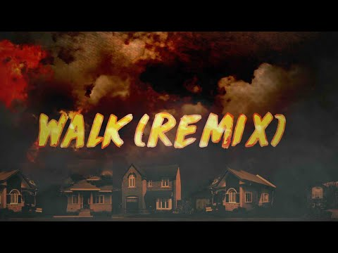 Comethazine & A$AP Rocky - Walk (Remix) (Official Audio)