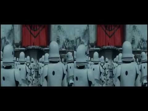 Star Wars: The Force Awakens - Official 3D Final Trailer [YT3D/HD 1080p]