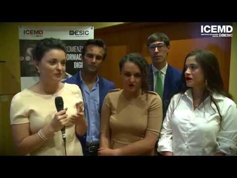 2º Live Recruiting ICEMD - La opinión de recruiters y de nuestros alumnos