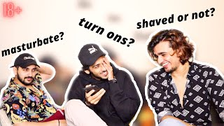 BOYS ANSWER QUESTIONS GIRLS ARE TOO AFRAID TO ASK!!! *really awkward*