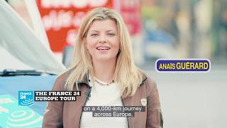 The France 24 Europe Tour