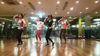 Zumba- Mayores by Becky G