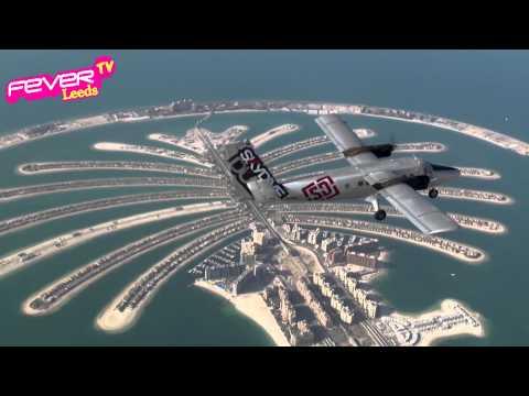 DJ NAS SKYDIVE DUBAI