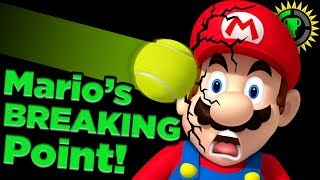 Game Theory: How to BREAK Mario! (Mario Tennis Aces)