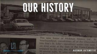 Hickman Automotive Group History